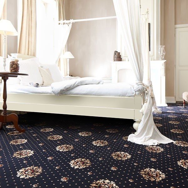 ... Choose No More Than One Or Two Colours In The Carpet When Matching Décor