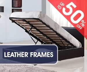 Leather Bed Frames On Sale