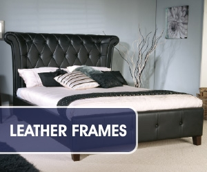 View All Leather Bed Frames
