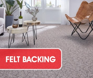 Felt Backed Carpets