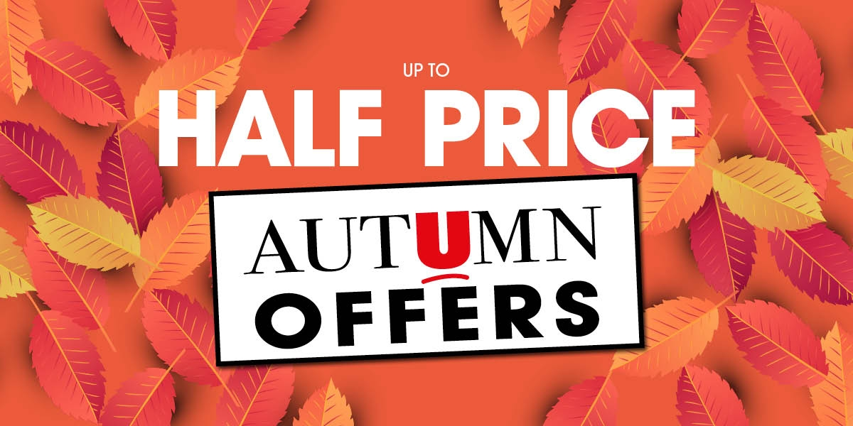 Shop Our Autumn Offers